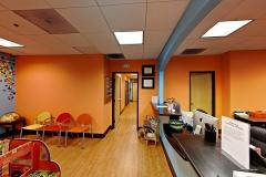 Waiting Room and Walkway